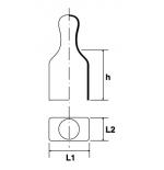 TOPVC - Tappo per orientabili