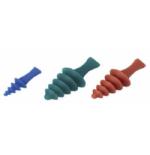 Spina multipla in silicone per alte temperature
