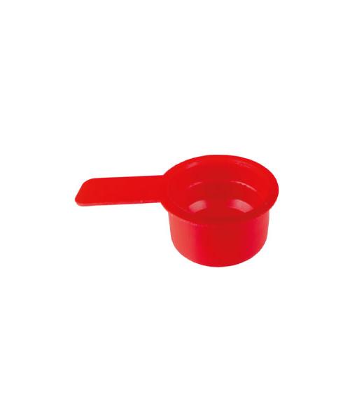Sottotappo cilindrico con linguetta laterale